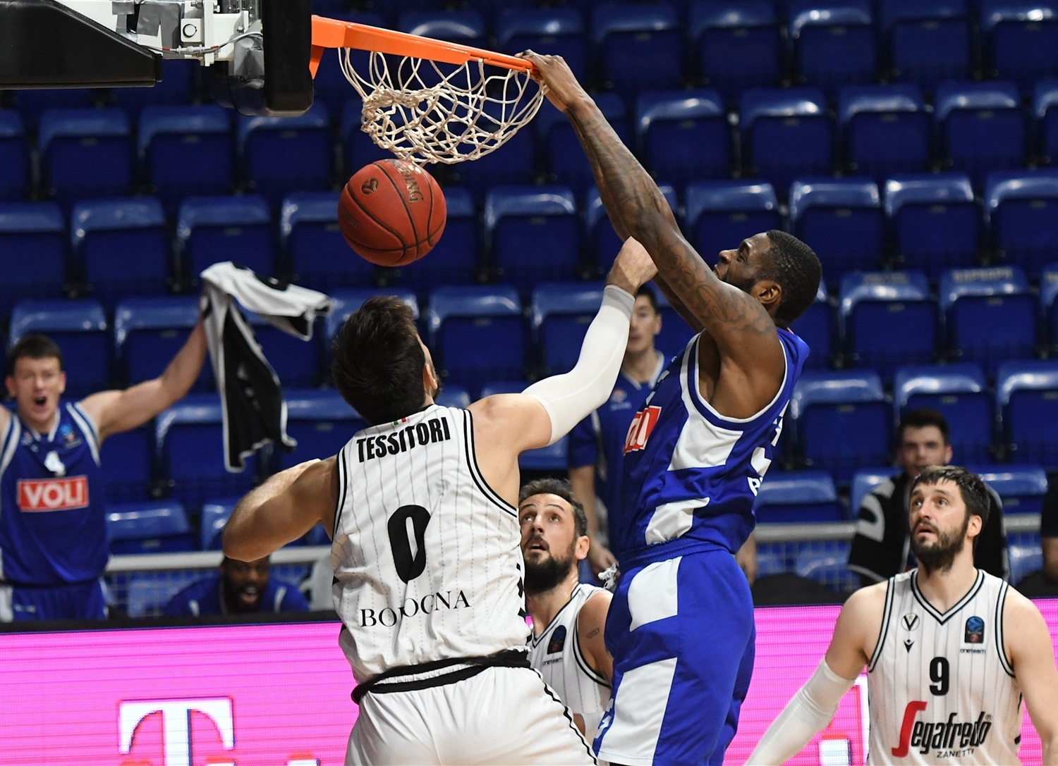 Willie Reed - Buducnost VOLI Podgorica (photo Buducnost) - EC20