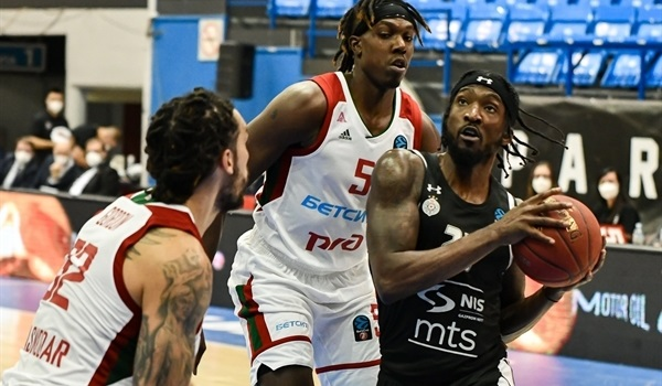 Top 16 Round 4 Report: Partizan rallies from 18 down to beat Lokomotiv