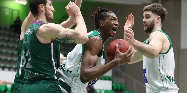MVP of the Week: Alpha Kaba, Nanterre 92