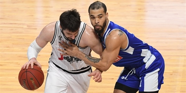 Markovic is keeping Virtus's eyes on the prize