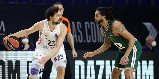 RS Round 24: Real Madrid vs. TD Systems Baskonia Vitoria-Gasteiz