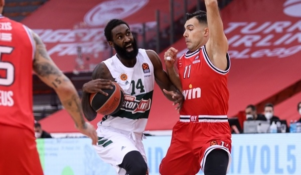 In the Paint | Greens triumphed in Derby of Athens