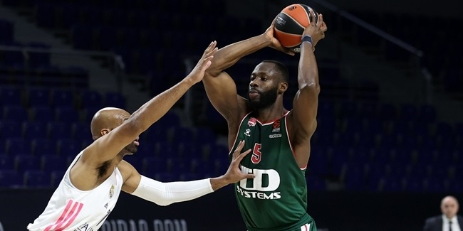 Baskonia loses Jekiri to knee injury