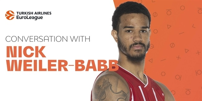 Nick Weiler-Babb, Bayern: 'I've always looked up to Chris'