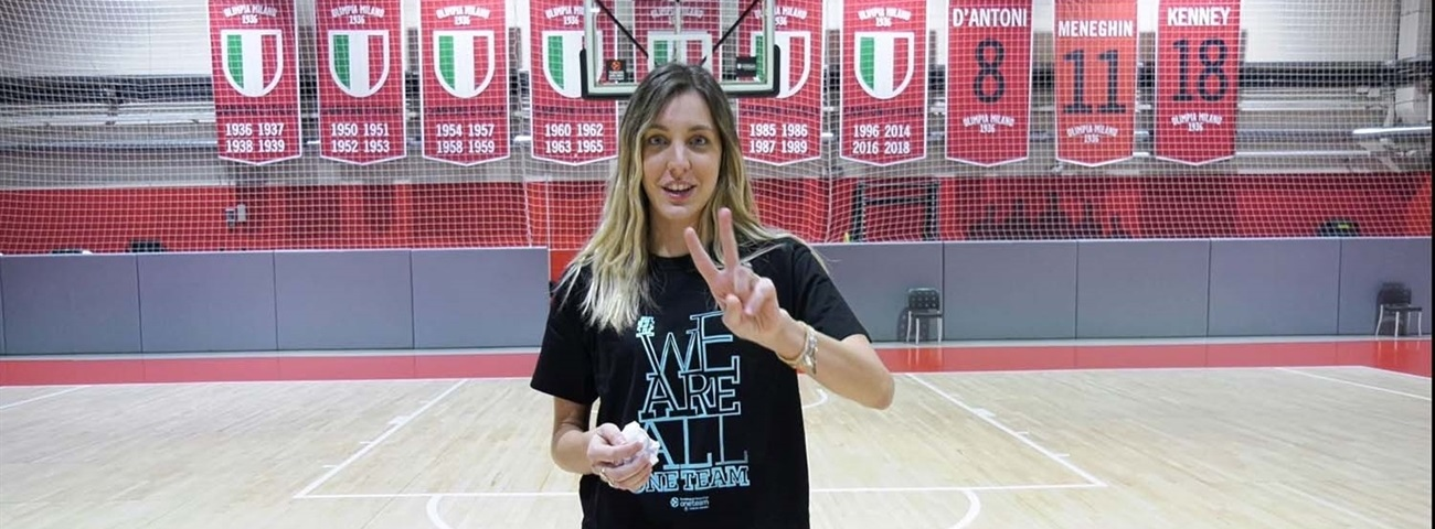 Milan's One Team project helping children dream