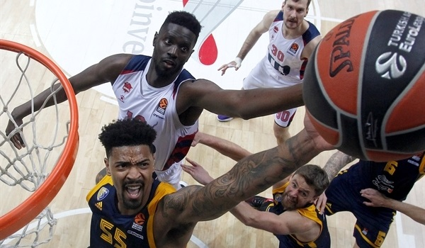 RS25 Report: Baskonia blasts Khimki