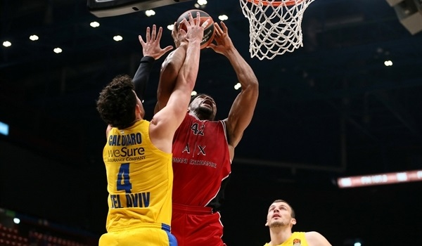 RS25 Report: Milan bounces back to beat Maccabi