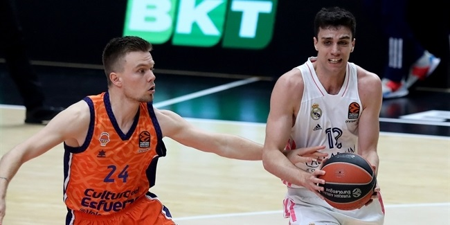 RS Round 25: Valencia Basket vs. Real Madrid