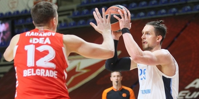 In the Paint | Zenit hung on in Belgrade