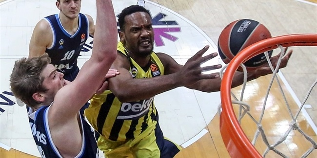 In-form Pierre came good in crunch time for Fenerbahce
