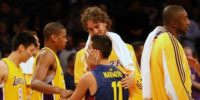 Barcelona brings back hometown hero Pau Gasol