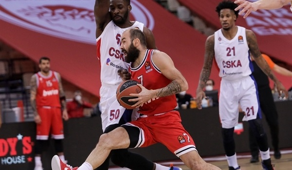 Spanoulis joins 350-game club