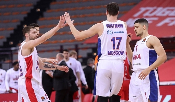 Road to Playoffs: CSKA Moscow