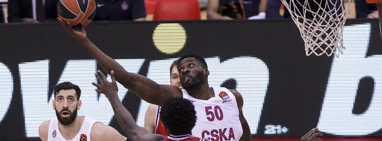 CSKA's newcomers helped assure their victorious debuts