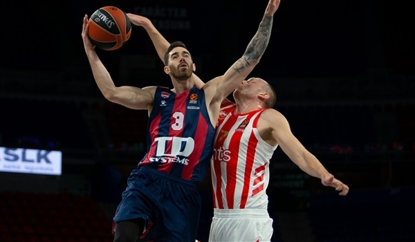 RS26 Report: Baskonia, too much for Zvezda in fourth straight win