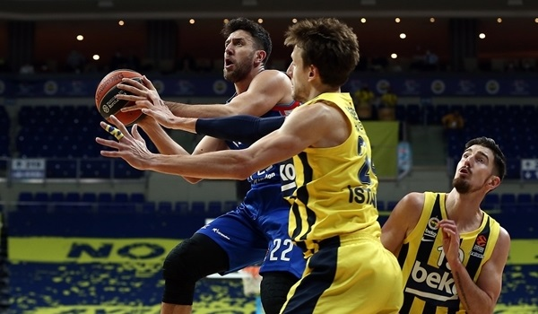 RS26 Report: Micic, Efes dominate the Turkish Derby