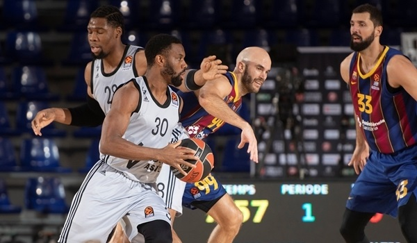 RS26 Report: ASVEL downs Barca in historical road win