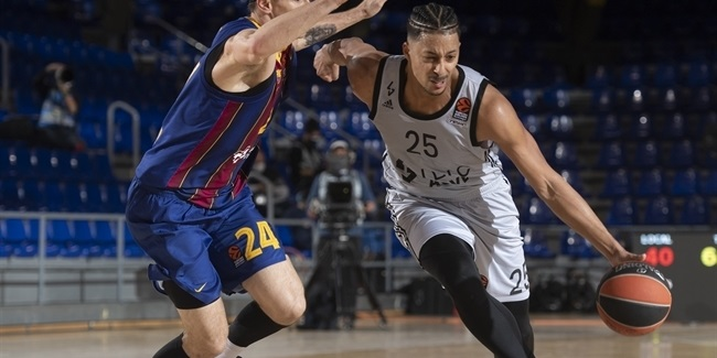ASVEL ambushed Barca, 25 years later