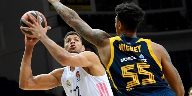 RS Round 27: Khimki Moscow Region vs. Real Madrid