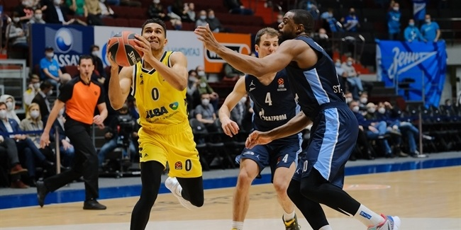RS Round 27: Zenit St Petersburg vs. ALBA Berlin