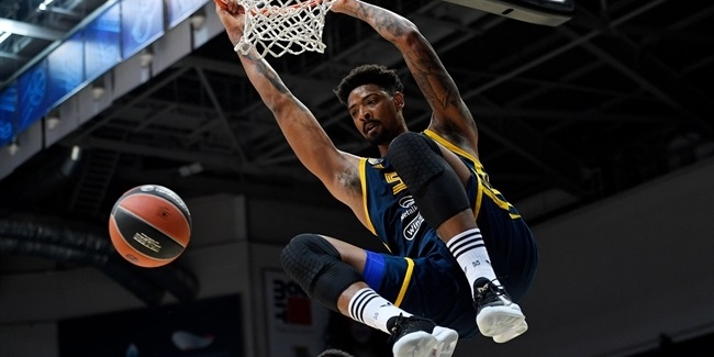 Who's hot: Jordan Mickey, Khimki