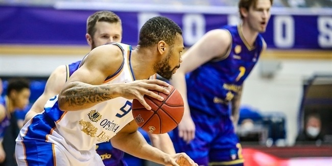7DAYS EuroCup, Top 16 Round 5: Mornar Bar vs. Herbalife Gran Canaria