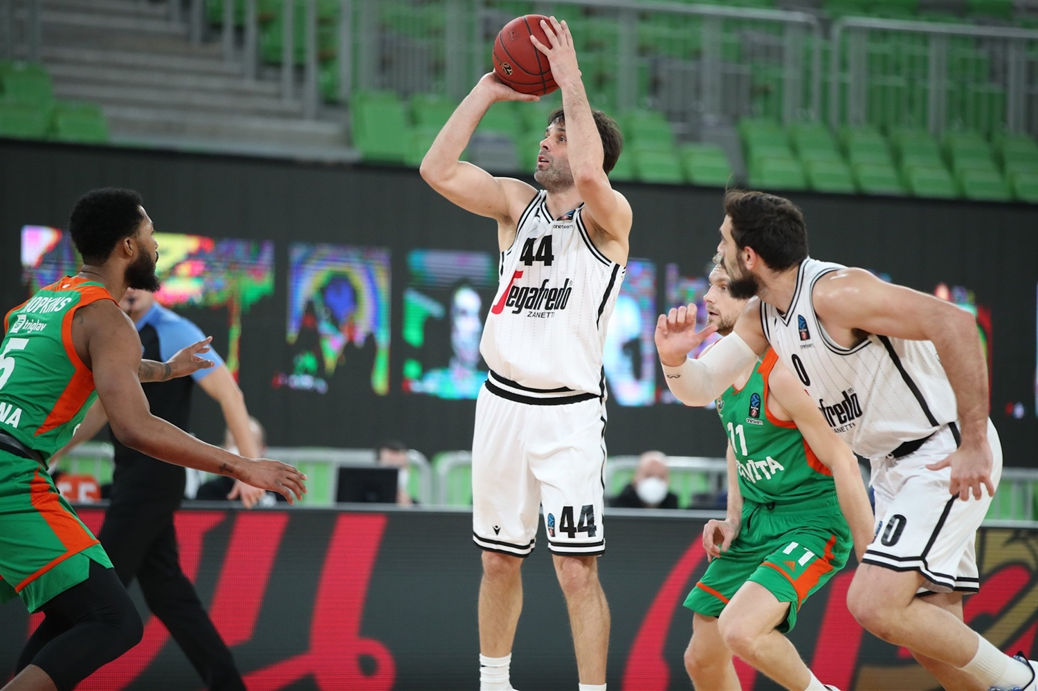 Milos Teodosic - Virtus Segafredo Bologna (photo Olimpija) - EC20
