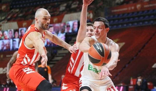 RS27 Report: Bayern rallies late to sink Zvezda