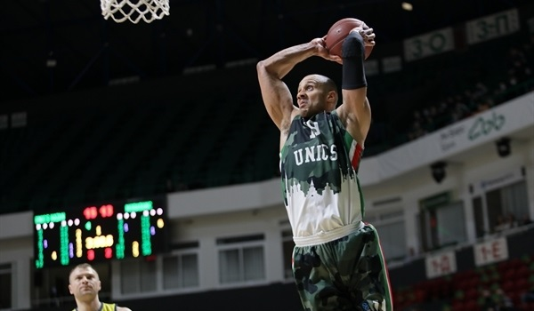 Top 16 Round 5 Report: UNICS locks up first place in Group H
