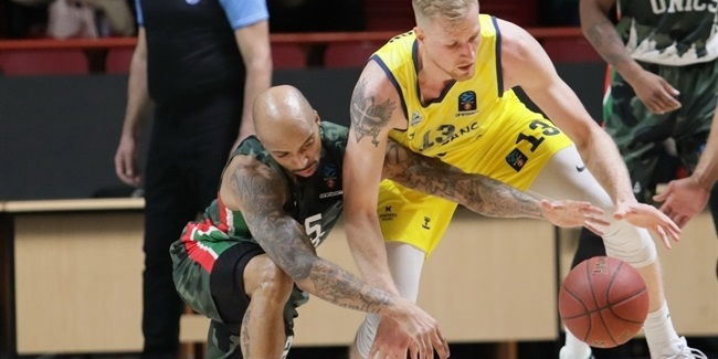 7DAYS EuroCup, Top 16 Round 5: UNICS Kazan vs. MoraBanc Andorra