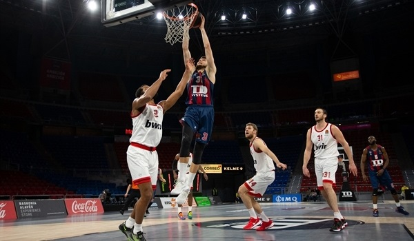 RS27 Repor: Baskonia blasts Reds for 5th straight win