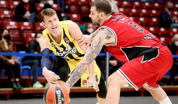 RS27 Repor: De Colo, Vesely lead Fenerbahce past Milan