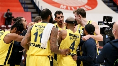 Stats Review: Fenerbahce's inside shooting surge