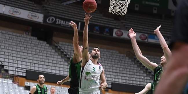 MVP of the Week: Jaime Fernandez, Unicaja