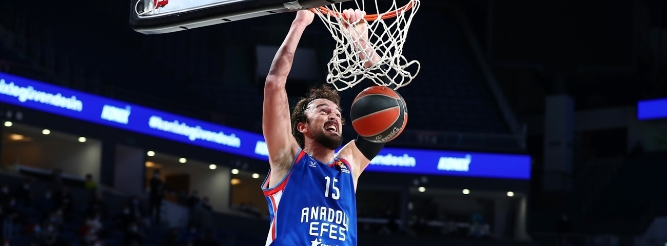 Efes made history with 'perfect basketball' against CSKA