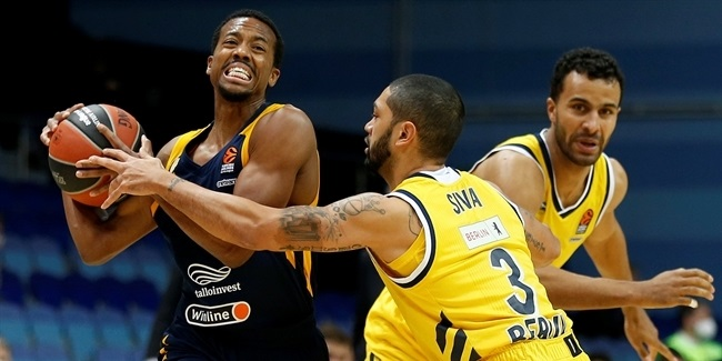 RS Round 28: Khimki Moscow Region vs. ALBA Berlin