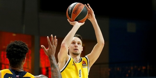 ALBA's Eriksson out with back injury