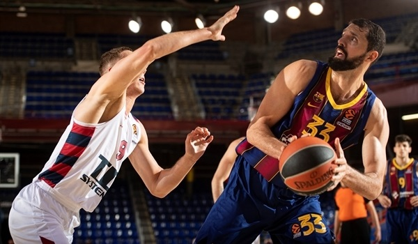 RS28 Report: Barcelona holds off Baskonia at home