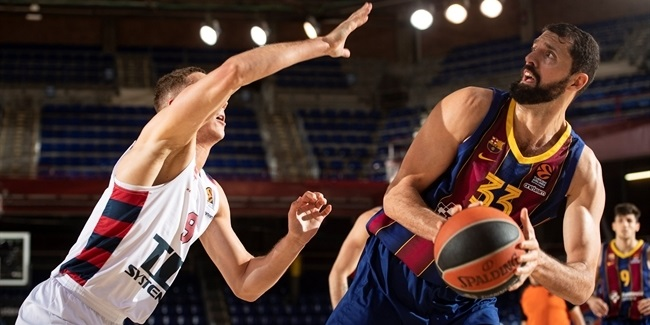 RS Round 28: FC Barcelona vs. TD Systems Baskonia Vitoria-Gasteiz
