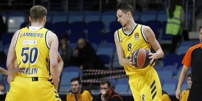 MVP of the Week: Marcus Eriksson, ALBA Berlin