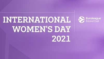 Supporting gender equality on International Women's Day