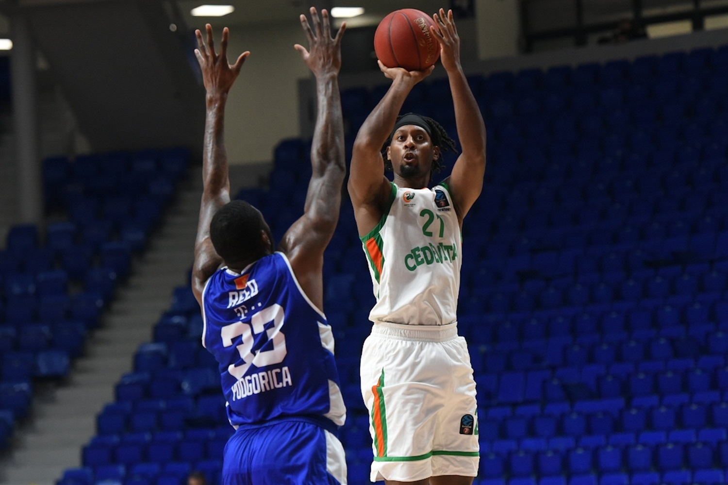Jarrod Jones - Cedevita Olimpija Ljubljana (photo Buducnost) - EC20