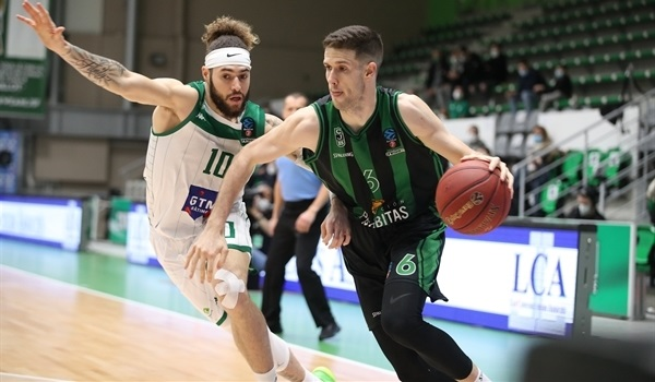 Top 16 Round 6 Report: Joventut punches playoffs ticket