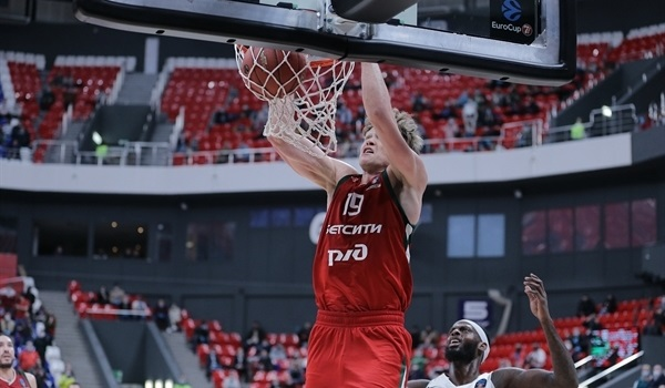 Top 16 Round 6 Report: Kuzminskas, Kalnietis fuel Lokomotiv into playoffs