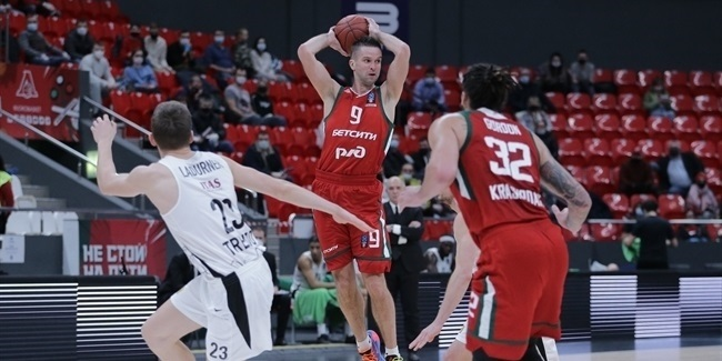 Loko's Lithuanian elders led the way in must-win game