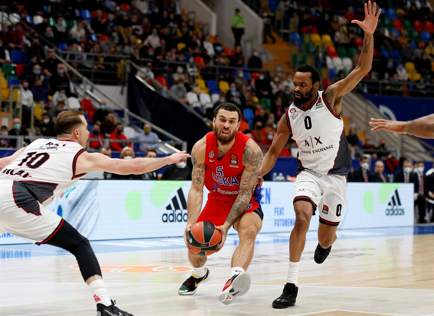 Mike Janes - CSKA Moscow - EB20