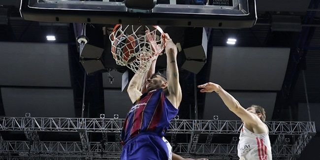 Oriola, Mirotic decided 'El Clásico'