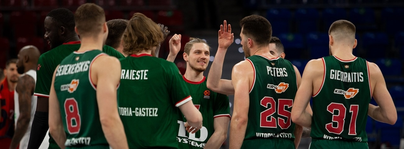 2021-22 Games to Watch: Baskonia