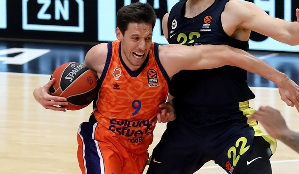 Valencia re-signs point guard Van Rossom