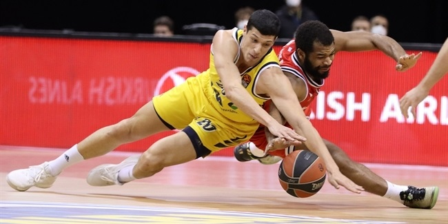 RS Round 30: ALBA Berlin vs. Olympiacos Piraeus